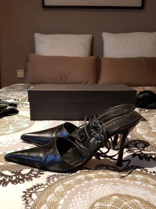 Zapatos / Sandalias mujer tacón Pura Lopez
