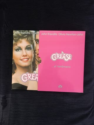 Dvd pelicula Grease