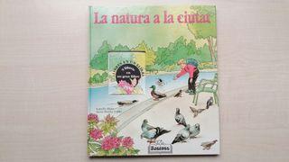 Libro 3D La natura a la ciutat. Isabelle Maire.