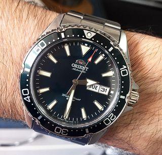 Reloj pulsera automático