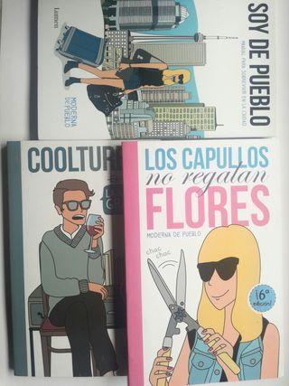 Libros Moderna de Pueblo