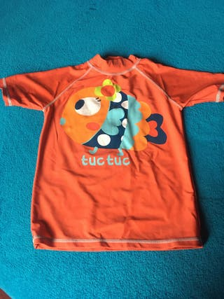 Camiseta neopreno niña Tuc tuc