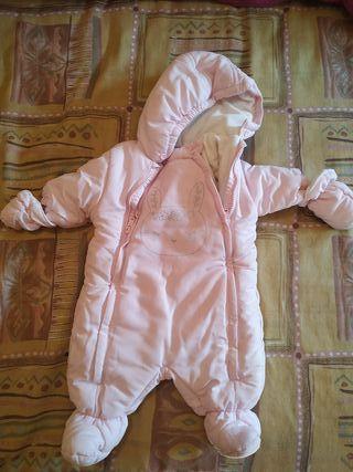 Buzo de invierno de bebé