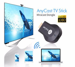 Dongle AnyCast 1080P HDMI Receptor Wifi Android TV