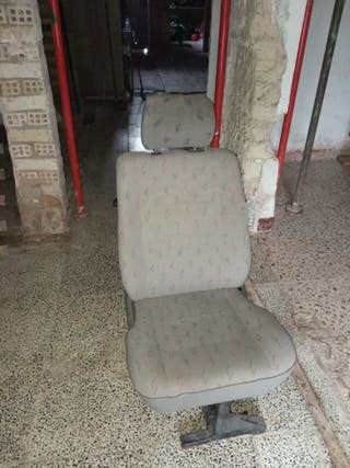 asiento simple segunda fila transporter t4