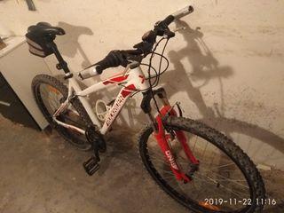 Bicicleta Rockrider.