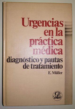 URGENCIAS EN LA PRÁCTICA MEDICA. LIBRO MEDICINA