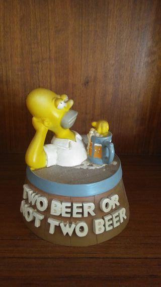 Hucha de Hommer Simpson