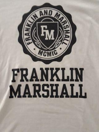 camiseta franklin&marshall.talla s chico