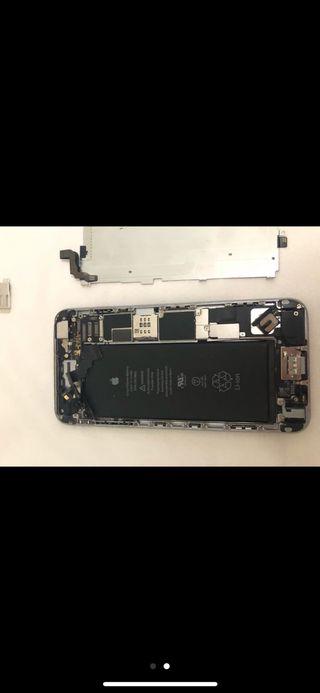 Batería y chasis de iPhone 6s