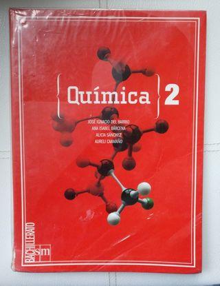 Libro Química Bachillerato 2