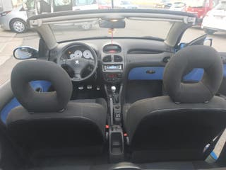 Peugeot 206 cabrio 2001
