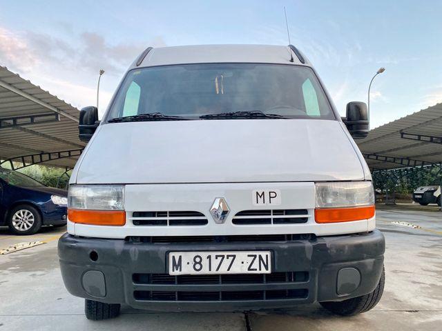 Renault Master 2.8DTI 115cv 3.5T