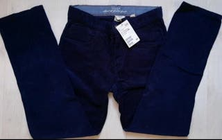 A estrenar Pantalón de pana H&M 9-10 años.