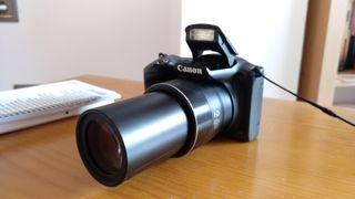 Cámara fotos Canon SX 420 nueva