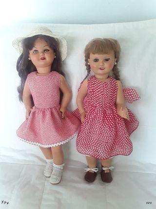 muñecas antiguas VIBEVI