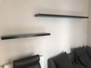 Estantes de pared Lack Ikea