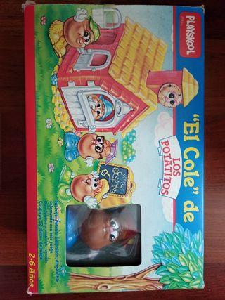 Juguete vintage: Mr Potato de Playskool. Nuevo