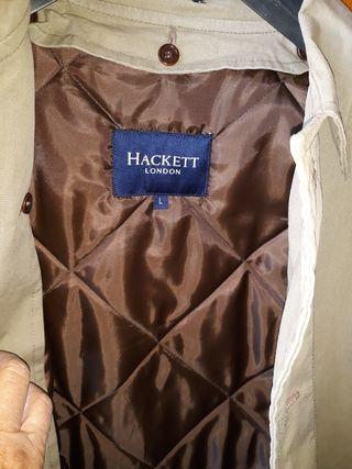gabardina Hackett