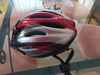 casco de bici.