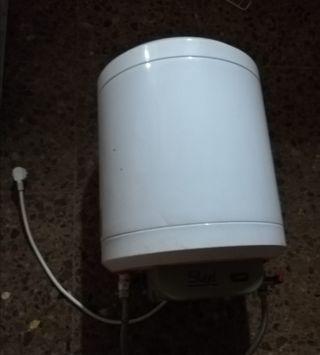 termo acumulador agua
