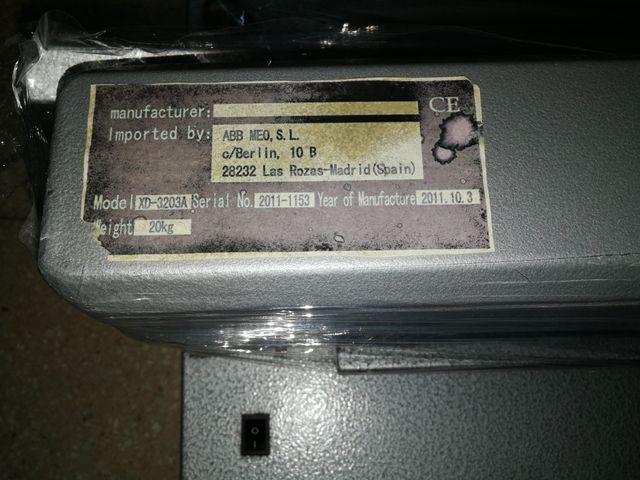 cortadora de papel láser