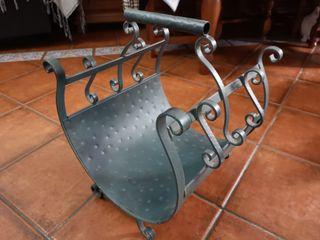 Conjunto de hierro forjado