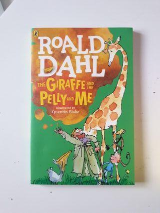 Libro en ingles Roald Dahl The Giraffe and the