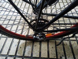 Bicicleta urbana atlanta
