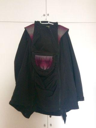 abrigo porteo y embarazo lennylamb talla s