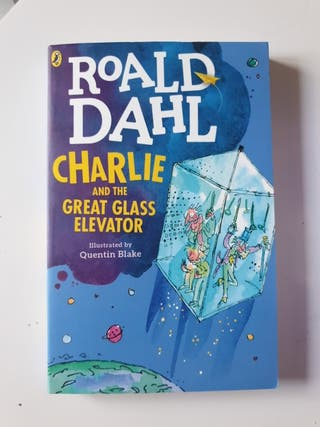 Libro en ingles Roald Dahl Charlie and the Great