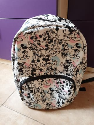 Mochila Mickey y Minnie