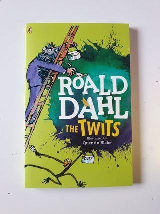 Libro en ingles Roald Dahl The Twits