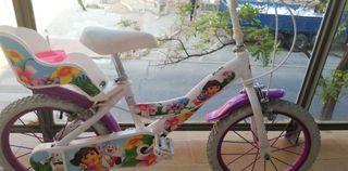 Bicicleta Dora Exploradora
