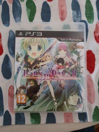 Tears to Tiara II PS3 PAL ESP