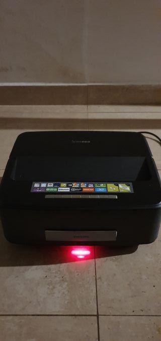 proyector philips screeneo corta distancia