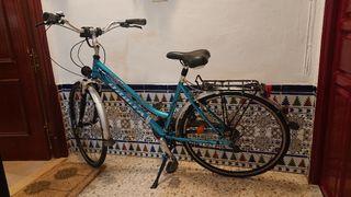 """Bicicleta urbana híbrida """"Órbita Expo-Bike"""""""