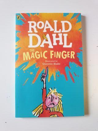 Libro en ingles Roald Dahl The Magic Finger