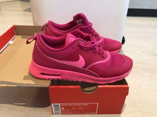 Nike air max thea originales rosas. Impecables