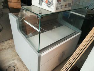 vitrina frío o neutra, Para pastelería panderia.