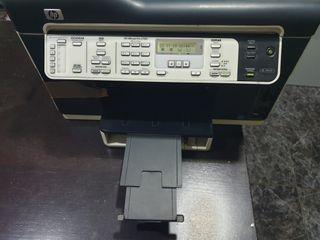 Impresora, fotocopiadora, fax y escaner
