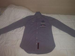 camisa Aeronáutica