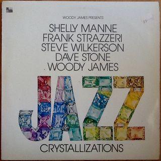 "WOODY JAMES ""JAZZ CRISTALLIZATIONS"" LP"