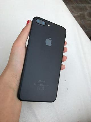 Apple IPhone 7 Plus negro mate 32 Gb