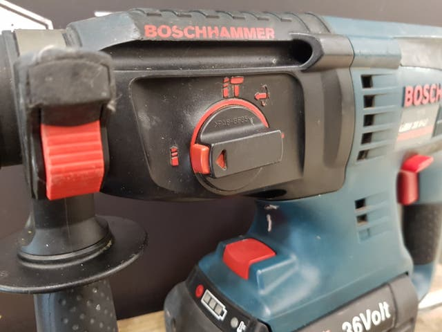 MARTILLO PERFORADOR BOSCH 36V