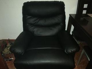 sillón masajeador con calor