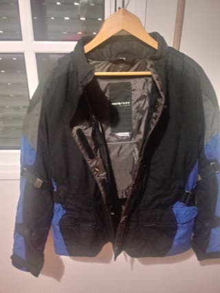 chaqueta moto de invierno