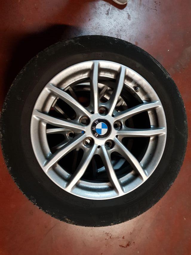 """Llantas BMW 16"""" - Neumaticos Michelin nuevos"""