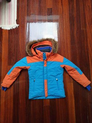 chaqueta de esquiar descente