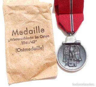 Medalla división azul